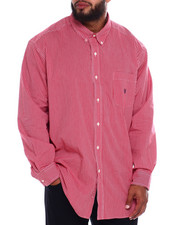 Chaps - EC Stretch-Long Sleeve-Sport Shirt (B&T)-2376838