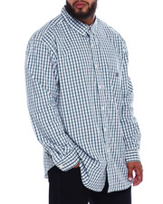Chaps - EC Stretch-Long Sleeve-Sport Shirt (B&T)-2376892