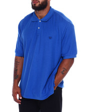 Chaps - Polo-Short Sleeve Knit (B&T)-2376827