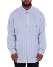 Chaps - EC Stretch-Long Sleeve-Sport Shirt (B&T)-2376867