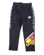 Activewear - Poly Interlock Track Pants (4-7)-2376663