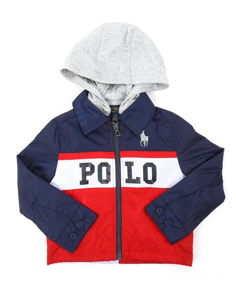 Polo Ralph Lauren - Coated Poly-Trucker Jacket (2T-4T)