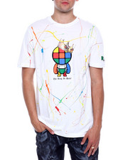 deKryptic - Bigs Hand Painted Augmented Tee-2376919