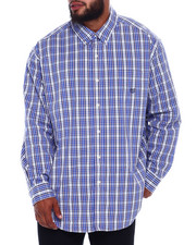 Chaps - EC Stretch-Long Sleeve-Sport Shirt (B&T)-2376913