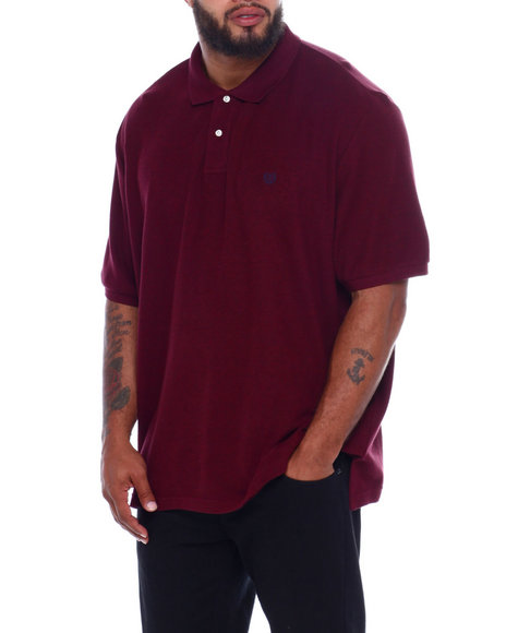 Chaps - Polo-Short Sleeve Knit (B&T)