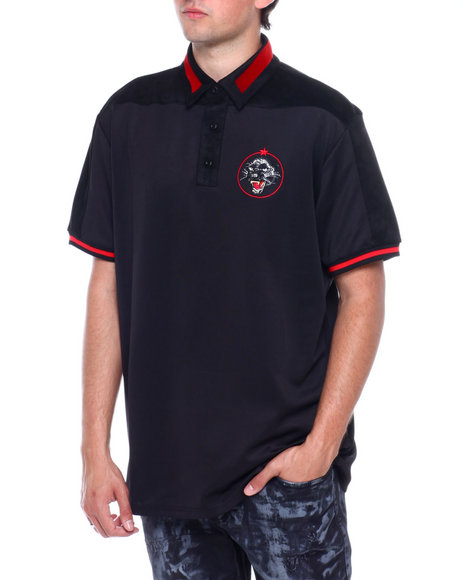 Vie + Riche - Panther SS Polo