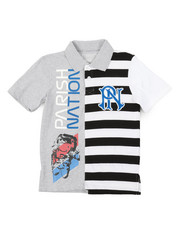 Boys - Parish Graphic Polo (8-20)-2375953