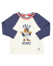 Boys - Bear Raglan Tee (Infant)-2373435