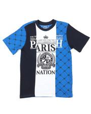 T-Shirts - Cut & Sew Jersey Tee (8-20)-2375840