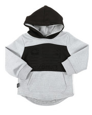 Sizes 2T-4T - Toddler - Neoprene Pull-Over Hoodie (2T-4T)-2377131