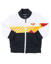 Boys - Poly Interlock Track Jacket (2T-4T)-2377050