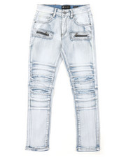 Jeans - Ripped Knee Denim Jeans (8-20)-2377179