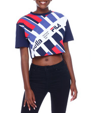Fila - Michi Crop Tee-2373421