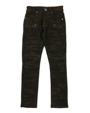 Jeans - Ripped Knee Denim Jeans (8-20)-2377609