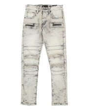 Jeans - Ripped Knee Denim Jeans (8-20)-2377641