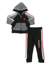 Sizes 2T-4T - Toddler - 2 Pc Hoodie & Jogger Pants Set (2T-4T)-2377567