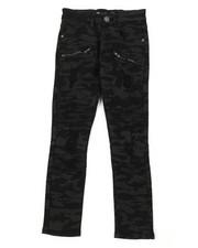 Jeans - Moto Rip & Repair Jeans (8-20)-2377601