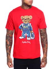 Hustle Gang - daytona bear ss tee-2377340