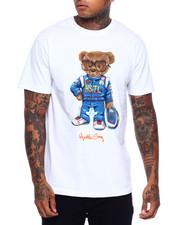 Hustle Gang - daytona bear ss tee-2377354