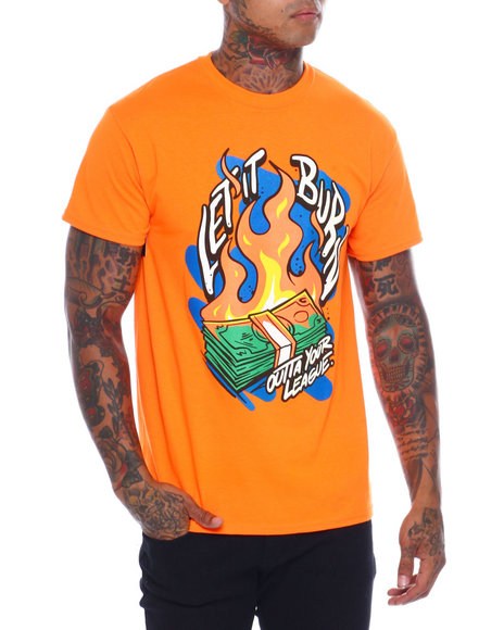 OUTRANK - Let it Burn Tee