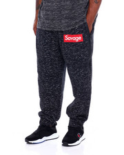 Brooklyn Cloth - Heat Sealed Zip Box Logo Jogger (B&T)-2377514