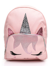 Accessories - Miss Gwen Pretty In Pink Sparkle Backpack-2378069