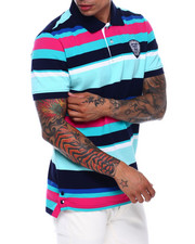 Parish - CANDY STRIPE POLO-2378939