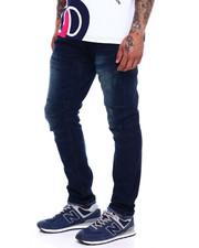 Jeans & Pants - DK Blue Thigh Seam Jean-2378804