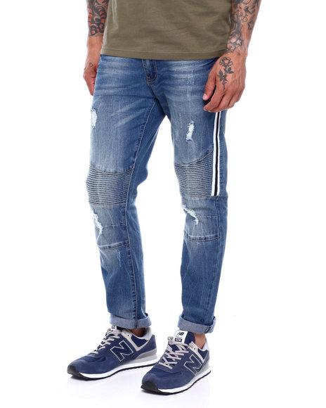 Buyers Picks - Side Tape Moto Jean