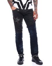 Men - Hybrid Jean w Star detail-2378933