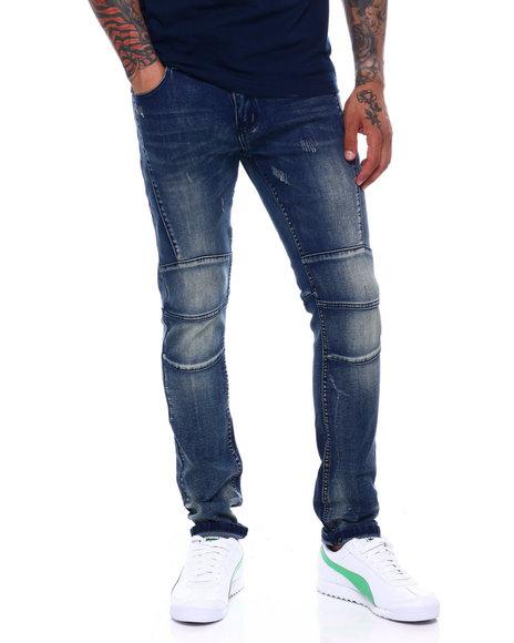 Buyers Picks - Vintage Wash Seamed Jean