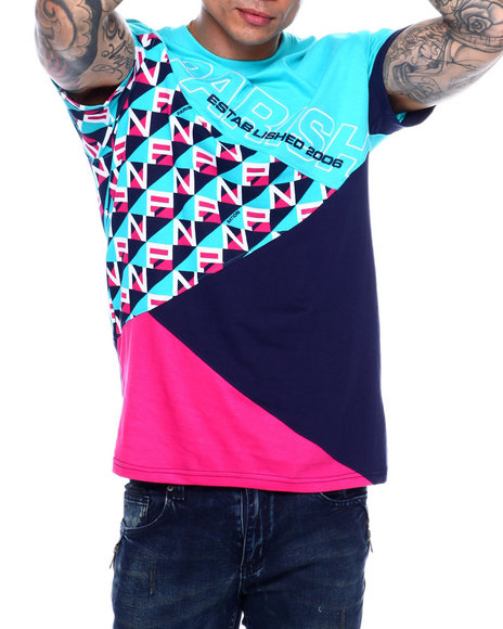 Parish - ALL OVER PRINT CUT AND SEW TEE