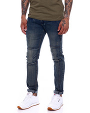 Men - Vintage Wash Articulated Knee Jean-2377983