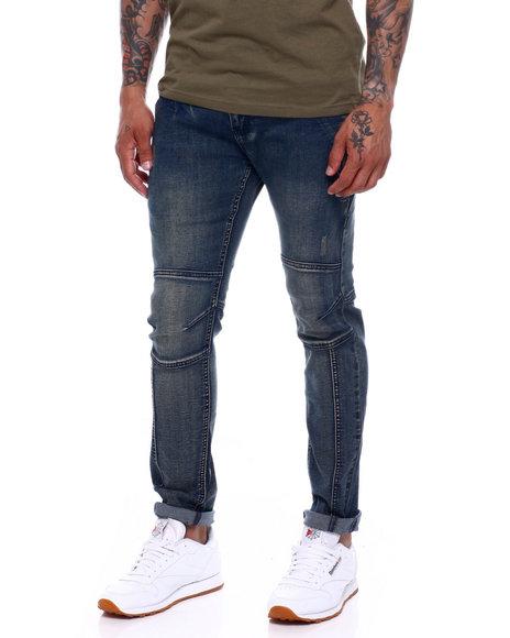 Buyers Picks - Vintage Wash Articulated Knee Jean