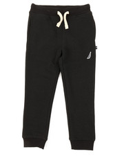 Nautica - Sullivan Fleece Joggers (4-7)-2378951