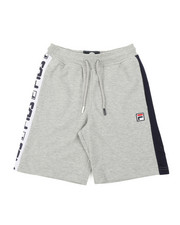 Shorts - Logo French Terry Shorts (8-20)-2378112