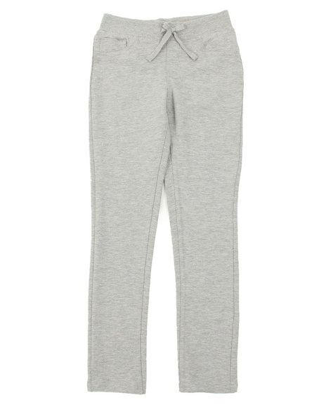 Lee - French Terry Knit Waist Skinny Pants (7-14)