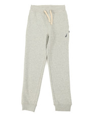Nautica - Sullivan Fleece Joggers (8-20)-2378912