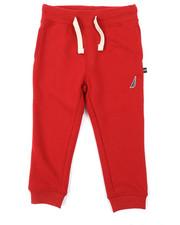 Nautica - Sullivan Fleece Joggers (2T-4T)-2378550