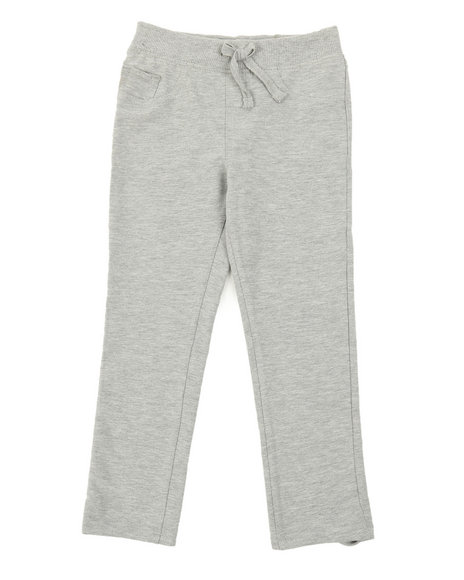 Lee - French Terry Knit Waist Skinny Pants (4-6X)