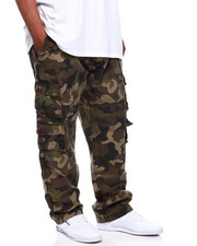 Jeans & Pants - Twill Cargo Pant (B&T)-2379379