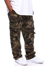 Pants - Twill Cargo Pant (B&T)-2379379