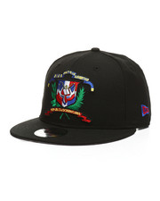 Hats - 9Fifty Dominican Republic Crest Snapback Hat-2378984