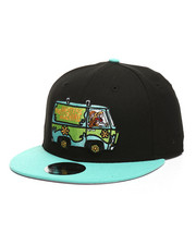 Hats - 9Fifty Scooby Doo Mystery Machine Van Snapback Hat-2379007