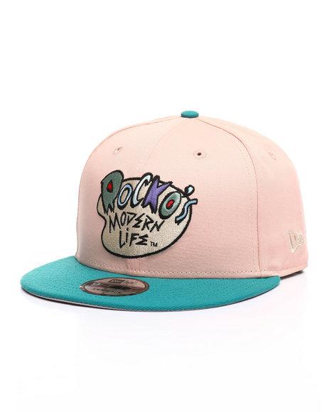 New Era - 9Fifty Rocko's Modern Life Snapback Hat