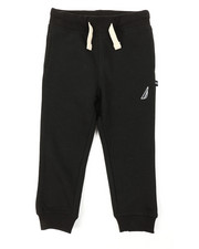Nautica - Sullivan Fleece Joggers (2T-4T)-2379182