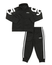 Adidas - Core Tricot Track Set (2T-4T)-2378656