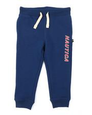 Sweatpants - Marshall Logo Joggers (2T-4T)-2379207