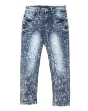Bottoms - Ripped Denim Jeans (8-20)-2379253
