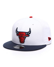Hats - 9Fifty Chicago Bulls Oceanside Snapback Hat-2379137